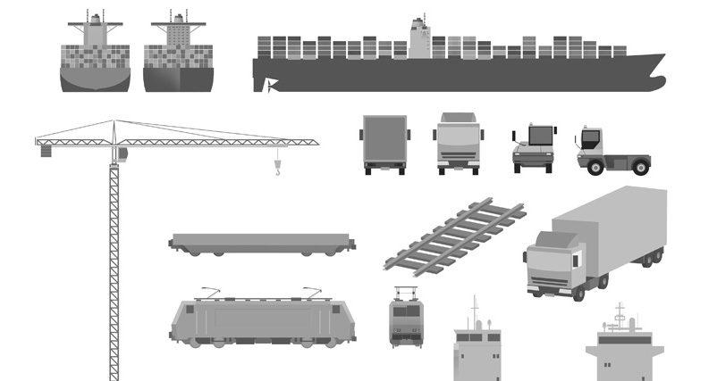 Port of Rotterdam proces assets