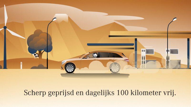 Mercedes-Benz Rent C-Klasse Bergen